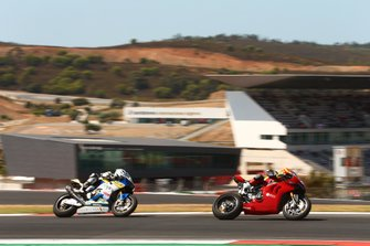 Sylvain Barrier, Brixx Performance, Alessandro Del Bianco, Althea Racing, Althea Racing
