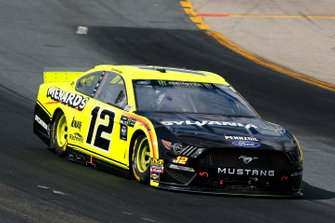 Ryan Blaney, Team Penske, Ford Mustang Menards/Sylvania