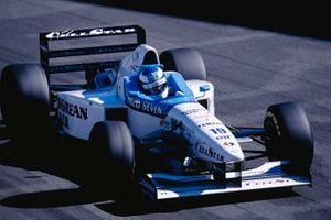 Mika Salo, Tyrrell 024