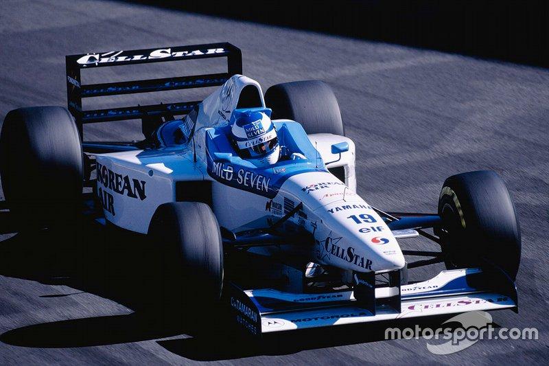 Tyrrell 024 (1996)