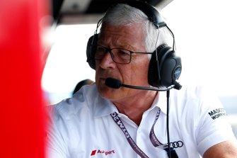 Руководитель Audi Sport Team Rosberg Арно Ценсен