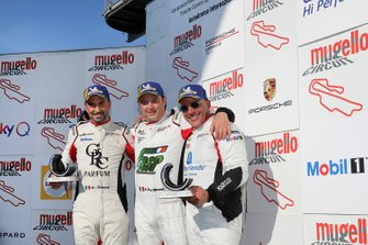 Podio Gara 1 Michelin Cup