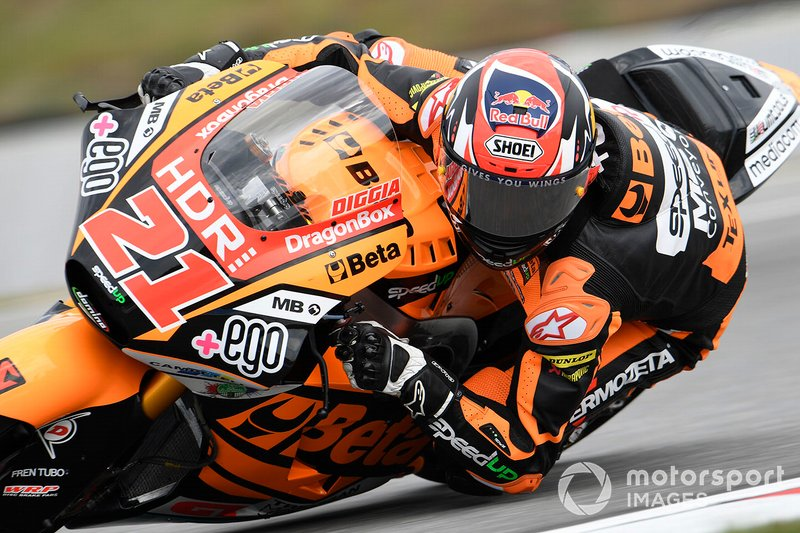 Fabio Di Giannantonio - Mejor rookie Moto2