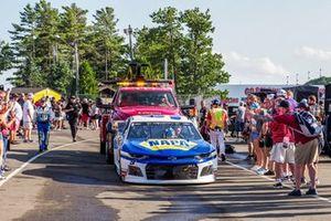 Race Winner Chase Elliott, Hendrick Motorsports, Chevrolet Camaro