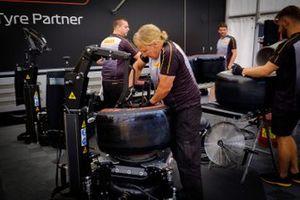 Pirelli members at work