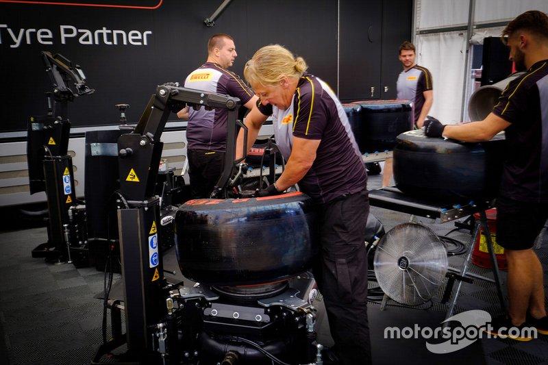 Miembros de Pirelli