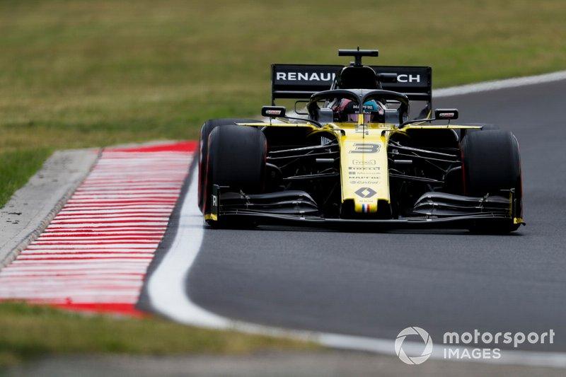 Daniel Ricciardo – volta 54