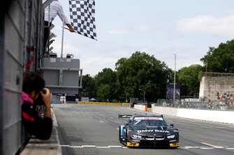 Race winner Bruno Spengler, BMW Team RMG, BMW M4 DTM