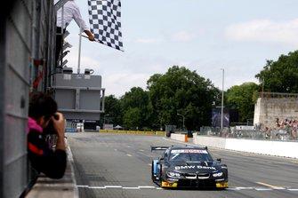 Winnaar Bruno Spengler, BMW Team RMG, BMW M4 DTM