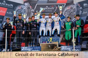Podium Silver Cup