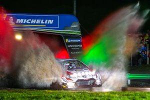 Крис Мик и Себастьян Маршалл, Toyota Gazoo Racing WRT, Toyota Yaris WRC