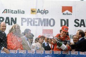 Didier Pironi, Ferrari and Gilles Villeneuve, Ferrari