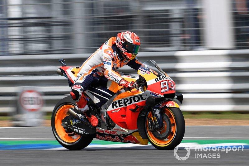 Ganador GP de Tailandia - Marc Márquez, Repsol Honda Team