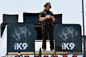 Jeff Meendering, Brandon Jones, Joe Gibbs Racing, Toyota Supra Mojo Outdoor/iK9
