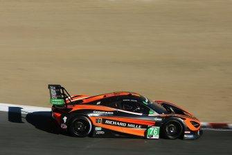 #76 Compass Racing McLaren 720S GT3, GTD: Paul Holton, Matt Plumb