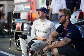 Robin Frijns, Envision Virgin Racing, Sam Bird, Envision Virgin Racing