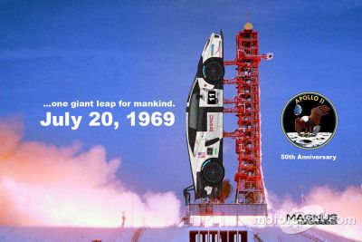Magnus Racing Apollo 11 livery