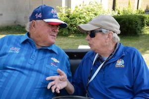 AJ Foyt, A.J. Foyt Enterprises Chevrolet, Robin Miller