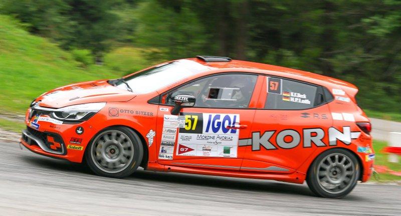 Karl-Friedrich Beck, Hans Peter Loth, Renault Clio R3