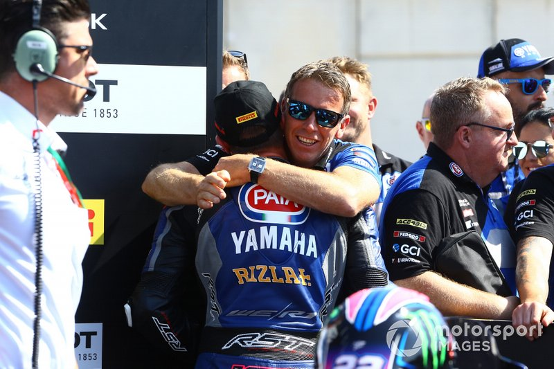 Alex Lowes, Pata Yamaha, Paul Denning