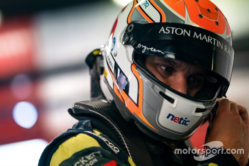#95 Aston Martin Racing Aston Martin Vantage AMR: Marco Sørensen