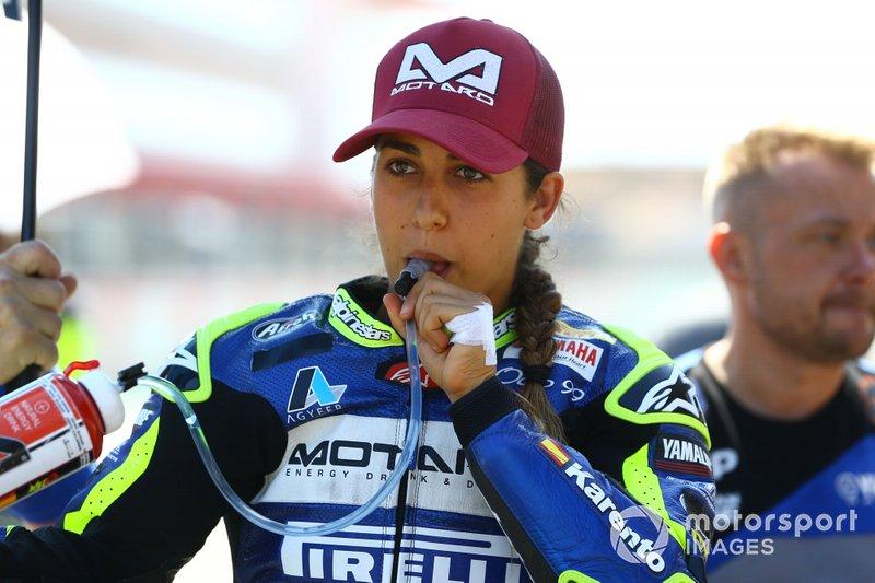 Maria Herrera, MS Racing