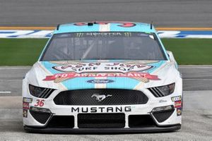 Matt Tifft, Front Row Motorsports, Ford Mustang Ron Jon Surf Shop
