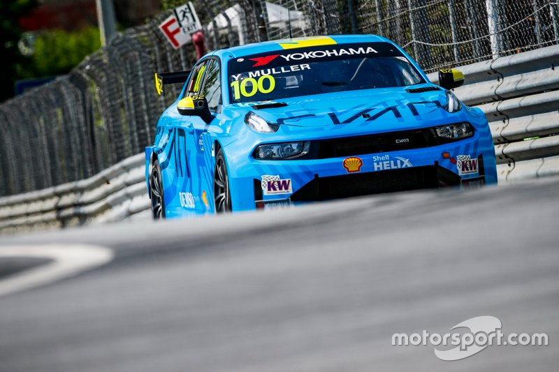 Yvan Muller, Cyan Racing Lynk & Co 03 TCR