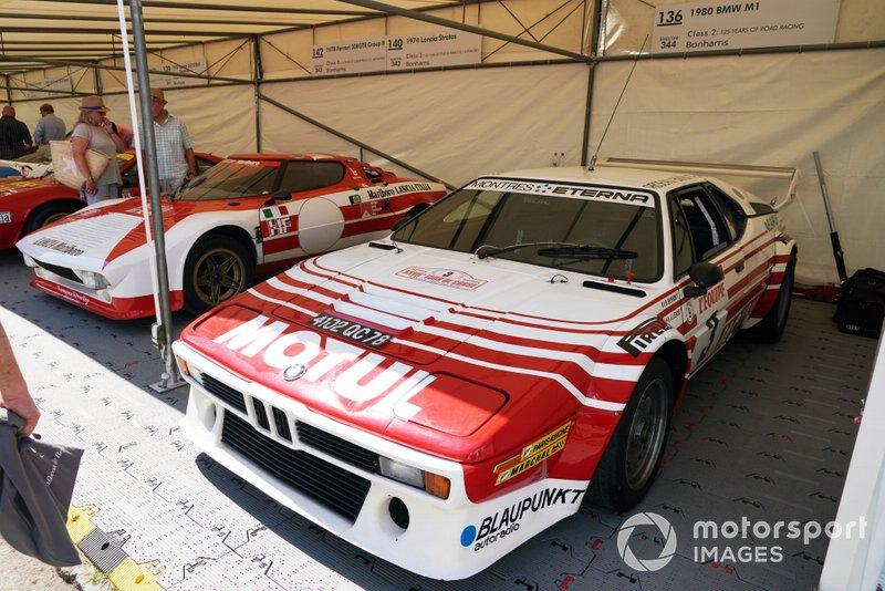 BMW M1 y Lancia Stratos