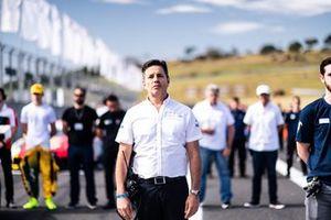 Dener Pires - Promotor da Porsche Cup