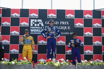 Damon Hill, Williams, Alain Prost, Williams