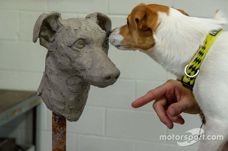 Norman, el perro de Simon Pagenaud, Team Penske