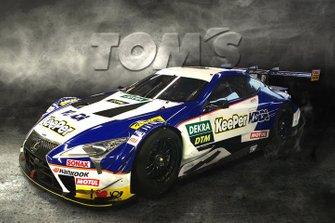 Livrea Lexus Super GT per il DTM