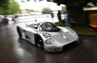 Sauber Mercedes C6 Rupert Cleverly