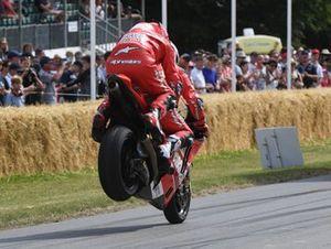 Ducati Pillion