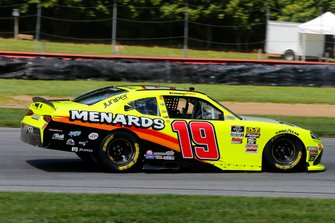 Brandon Jones, Joe Gibbs Racing, Toyota Supra Menards/NRG