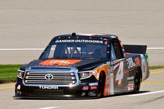 Todd Gilliland, Kyle Busch Motorsports, Toyota Tundra JBL