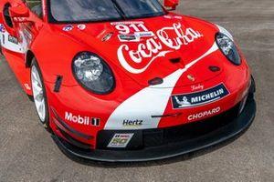 Porsche 911 RSR Coca-Cola livery