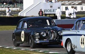 St Mary's Trophy Richard Butterfield Jaguar