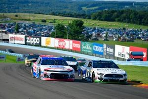 Ricky Stenhouse Jr., Roush Fenway Racing, Ford Mustang Acronis, Ryan Preece, JTG Daugherty Racing, Chevrolet Camaro Kroger