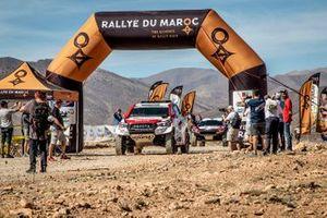 #314 Toyota Gazoo Racing Toyota Hilux: Fernando Alonso, Marc Coma