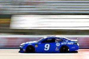 Chase Elliott, Hendrick Motorsports, Chevrolet Camaro NAPA Throwback