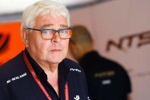 Teameigenaar Roelof Waninge, RW Racing
