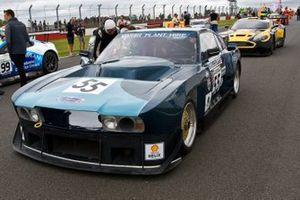 Historic British GT parade