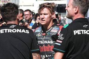 Derde Fabio Quartararo, Petronas Yamaha SRT