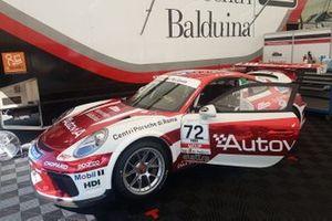 La Porsche di Diego Locanto, AB Racing