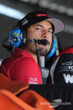 #31 Action Express Racing Cadillac DPi: Felipe Nasr