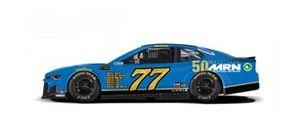 Throwback-Design: Reed Sorenson, Spire Motorsports, Chevrolet Camaro