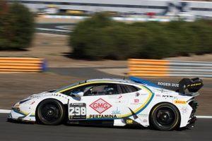 #298 Huracan Super Trofeo Evo, VS Racing: Kumar Prabakaran