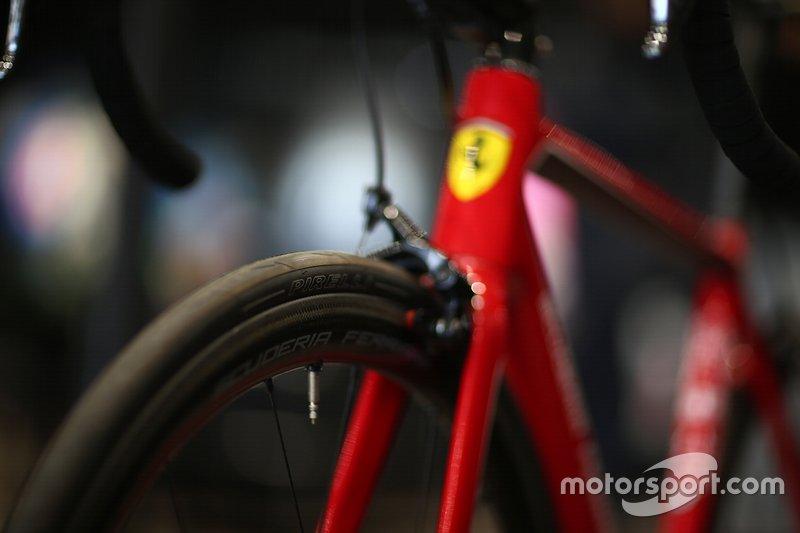 Bici della Ferrari